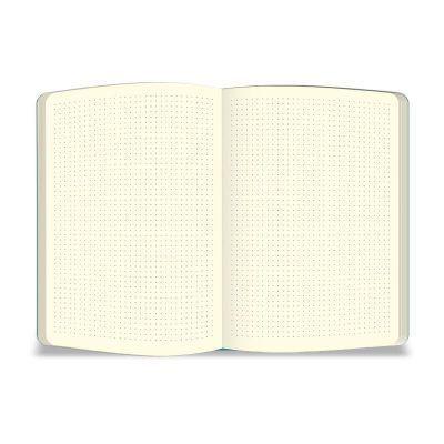 Notitieboek Bouquet Rose met dots – A5 Bullet Journal