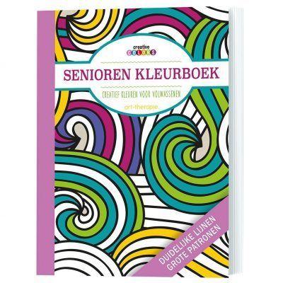 Senioren kleurboek Kleurboek voor volwassenen