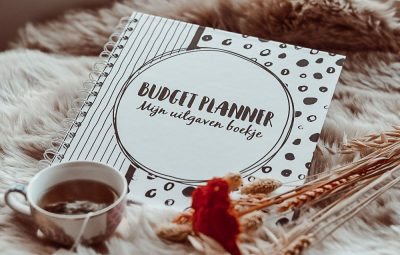SilliBeads Mijn Budget planner Budgetplanners