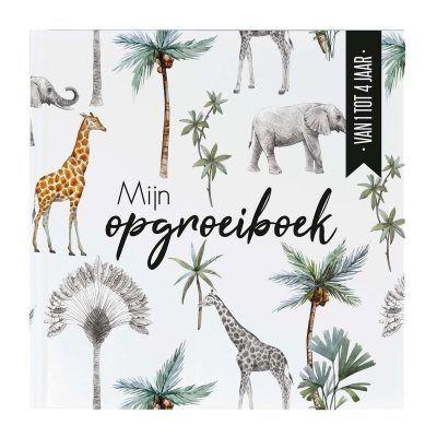24/7 Stoer – Mijn opgroeiboek jungle Opgroeiboek