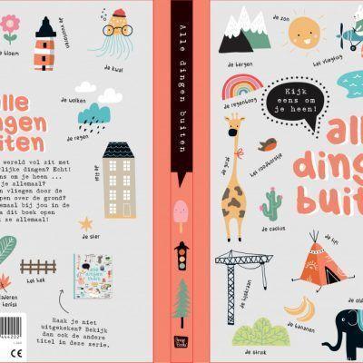 Kijk eens om je heen – Alle dingen buiten Kinderboeken