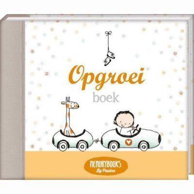 Memorybooks by Pauline – Opgroeiboek Opgroeiboek
