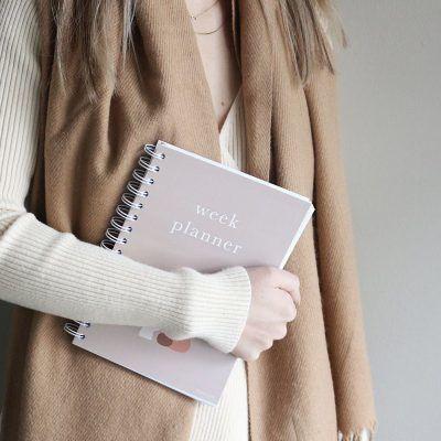NodyLife Weekplanner Boho – A5 Weekplanner
