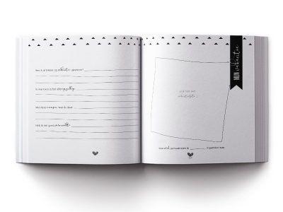 24/7 Stoer – Mijn opgroeiboek zwart-wit Opgroeiboek