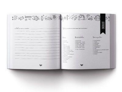 24/7 Stoer – Mijn Schoolfotoboek zwart-wit Schoolfotoboek