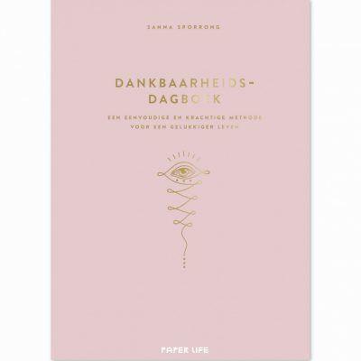 Dankbaarheidsdagboek Dagboek voor volwassenen