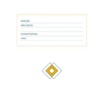 Adresboek Patterns – A5 Adresboek