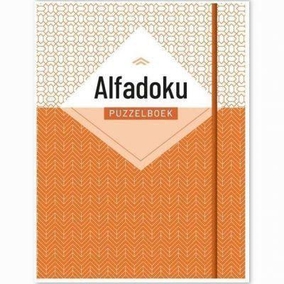 Alfadoku Puzzelboek – Oranje Puzzelboeken