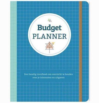 Budgetplanner – Blauw Budgetplanners