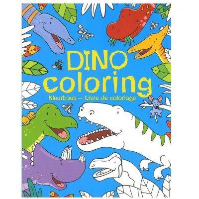 Dino Coloring – Kleurboek Dino kleurboek