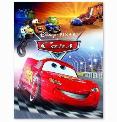 Disney Pixar – Cars Kinderboeken