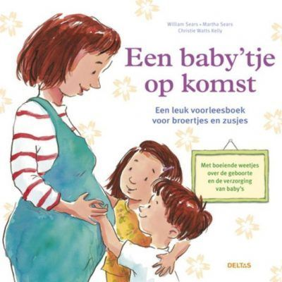 Een baby'tje op komst Baby- & Peuterboeken