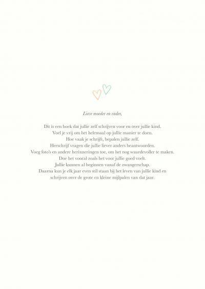 Elma van Vliet – Mam & pap vertellen over jou Boek vaderdag