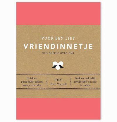 Elma van Vliet – Voor een lief vriendinnetje Cadeauboek voor vriendinnen