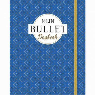 Mijn bullet dagboek – Blauw Bullet Journal