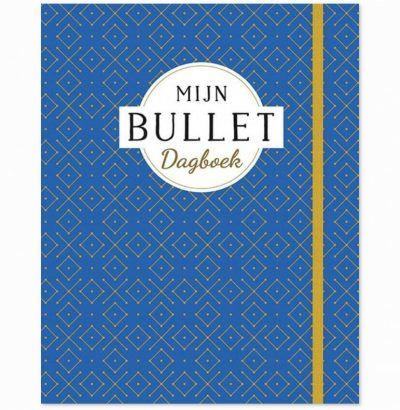 Mijn bullet dagboek – Donkerblauw Dagboek voor volwassenen