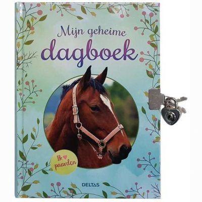 Mijn geheime dagboek – Paarden Dagboek met slot