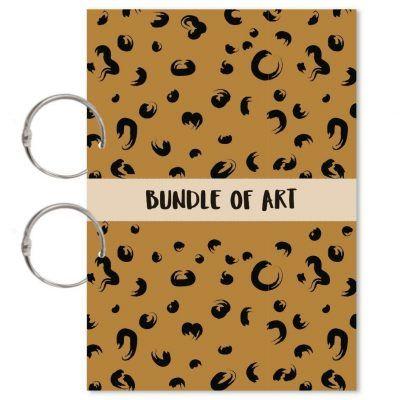 Oh My Goody Bewaarbundel kunstwerkjes 'Bundle of Art' – A4 Bewaarbundels