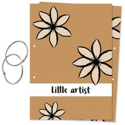 Oh My Goody Bewaarbundel kunstwerkjes 'Little artist' – A4 Bewaarbundels