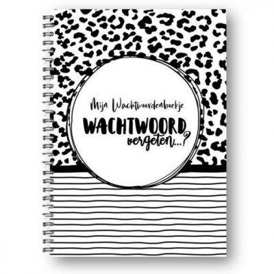 SilliBeads Mijn wachtwoordenboekje Cadeauboeken