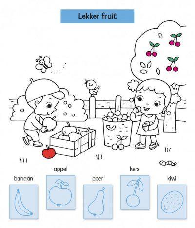 Stickerfeest 4-6 jaar Kinderstickers