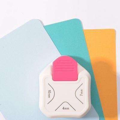 Vaessen Creative 3 in 1 Hoekpons 4-7-10mm Figuurponsen