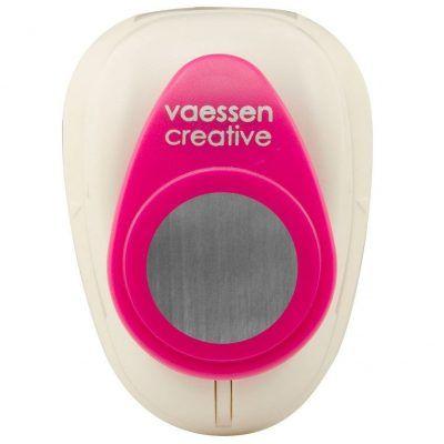 Vaessen Creative Figuurpons cirkel medium Figuurponsen