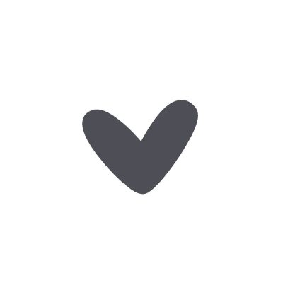 Vaessen Creative Figuurpons hart medium Figuurponsen
