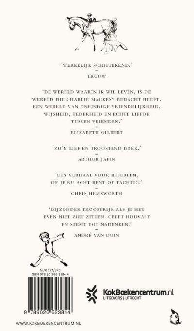 De jongen, de mol, de vos en het paard – Charlie Mackesy Bestseller boeken