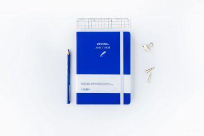 A-Journal Schoolagenda 2021/2022 – Donkerblauw Schoolagenda