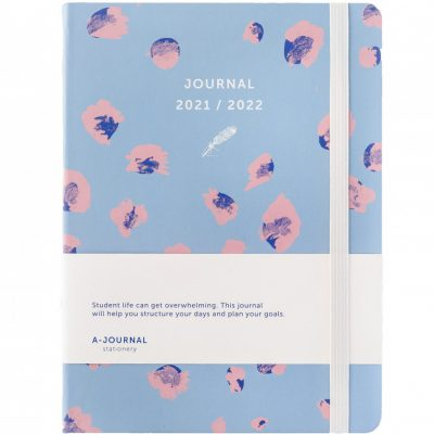 A-Journal Schoolagenda 2021/2022 – Luipaard Schoolagenda