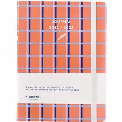 A-Journal Schoolagenda 2021/2022 – Oranje Ruit Schoolagenda