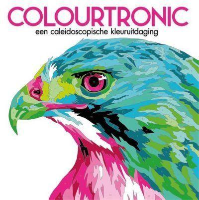 Colourtronic – Kleurboek op nummer Kleurboek op nummer