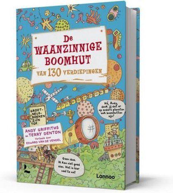 De waanzinnige boomhut van 130 verdiepingen #10 – Andy Griffiths Bestseller boeken