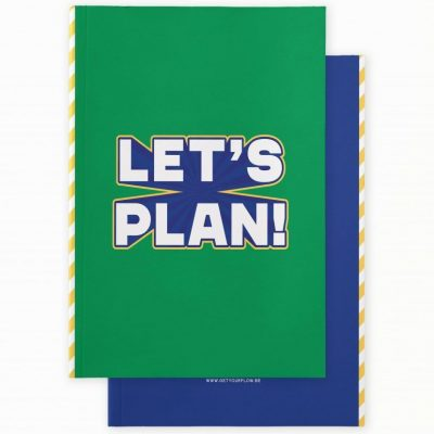 Get Your Flow Weekplanner Let's Plan Jaarplanner