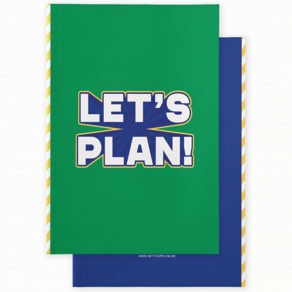 Get Your Flow Weekplanner Let's Plan Jaarplanner