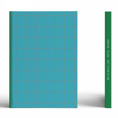 Get Your Flow Weekplanner Ocean Grid Jaarplanner