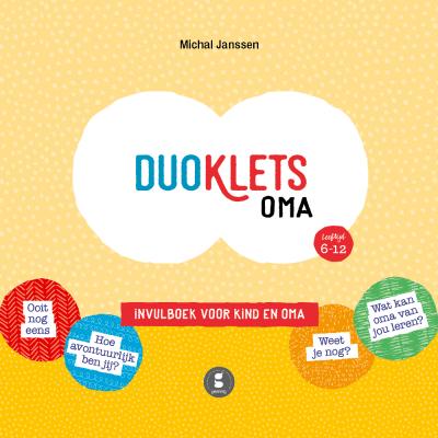 Gezinnig Invulboek Duoklets oma Cadeauboeken tot 15,-
