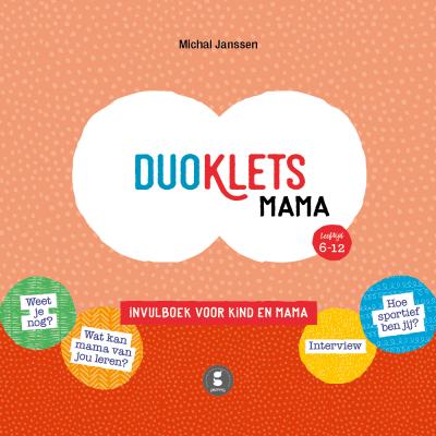 Gezinnig Invulboek Duoklets mama Cadeauboeken tot 15,-