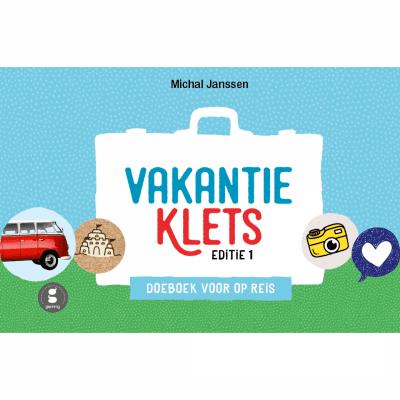 Gezinnig Vakantieklets editie 1 Doeboek Cadeauboeken tot 15,-