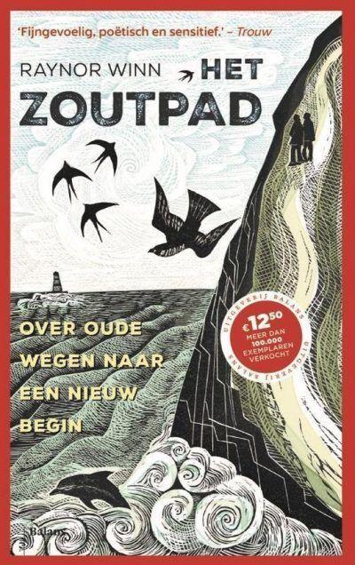 Het zoutpad – Raynor Winn Bestseller boeken