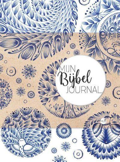 MUS Mijn Bijbel Journal – Blauw Boeken in de aanbieding