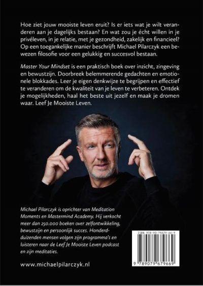 Master Your Mindset – Michael Pilarczyk Bestseller boeken