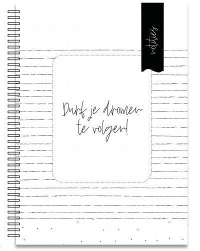 Creations of Happiness Notitieboek – A5 Notitieboek