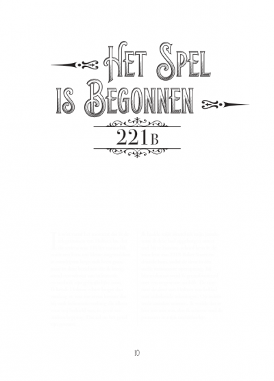 Sherlock Holmes Escaperoom puzzels – Puzzelboek Puzzelboeken