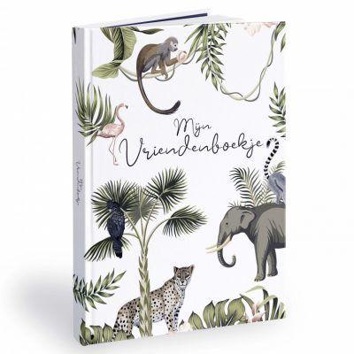 24/7 Stoer – Mijn vriendenboekje tropical jungle Vriendenboekje