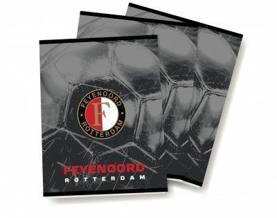 Feyenoord Schriften – A5 – Set van 3 stuks Schriften