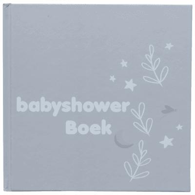 JEP! Kids Babyshowerboek – Zand Babyshower cadeau