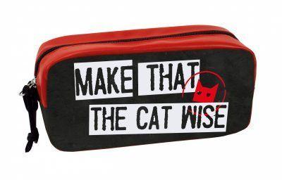 Make That The Cat Wise Etui Schooletui