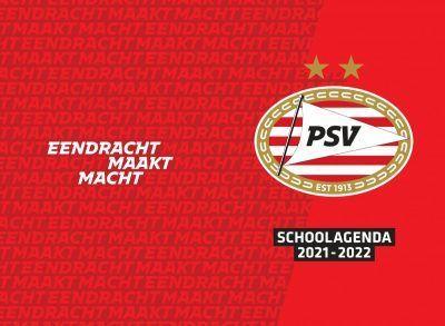 PSV Schoolagenda 2021/2022 Schoolagenda
